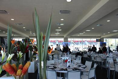Mexican Grand Prix Hospitality