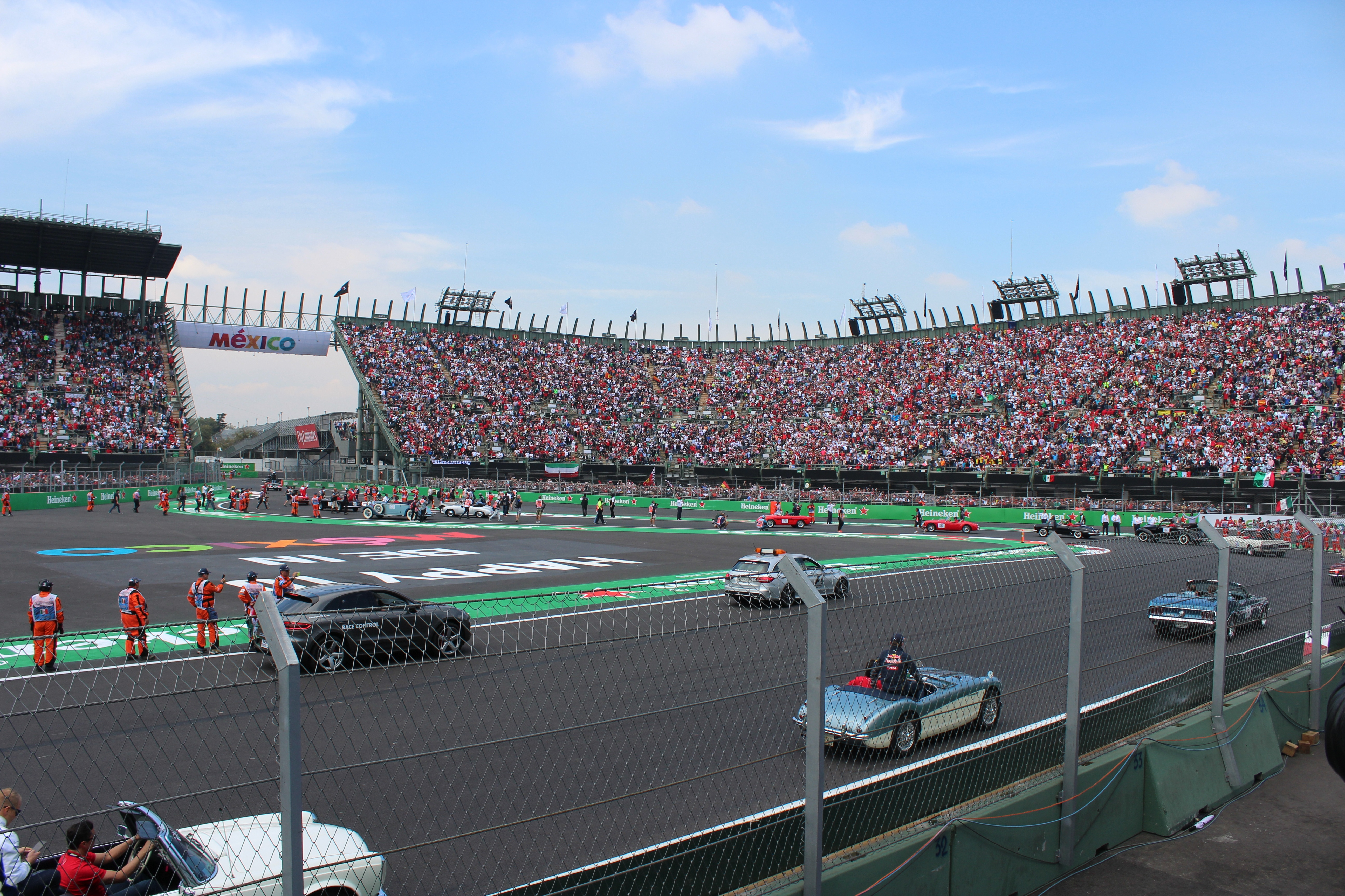 A Breakdown of the Official Tickets for the 2017 Mexican Grand Prix