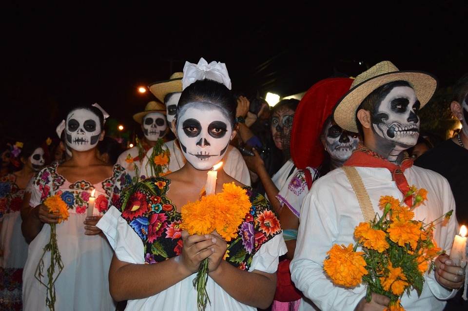 Why You Should Spend Halloween in Mexico City